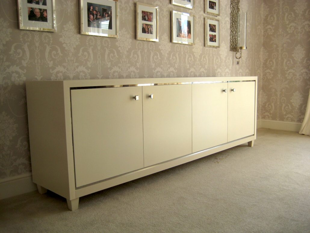 Contemporary Paint Finished Sideboard
